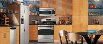 Gabinetes de arce – una opción fabulosa para remodelación de cocina.
