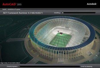 Autodesk presenta su nuevo software 2013 para edificios e infraestructura civil