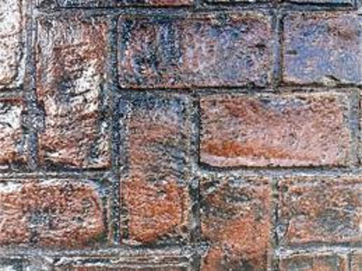 Pisos de ladrillos for Pisos rusticos para patios fotos