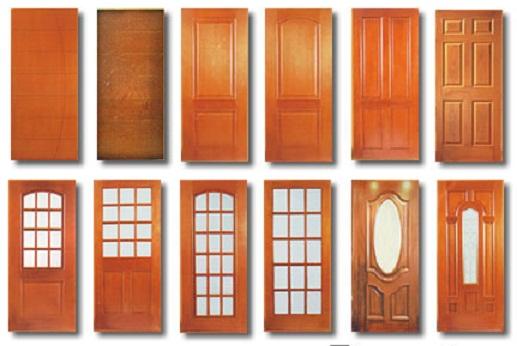 Puertas de madera - Puertas internas de madera ...