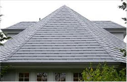 Techos de pizarras for Tipos de techos para casas fotos