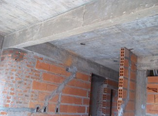 techo de hormigon