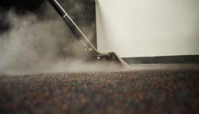 Limpiadores de vapor para la limpieza de alfombras