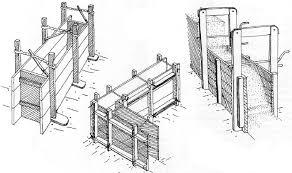 Muros antisísmicos de tapial