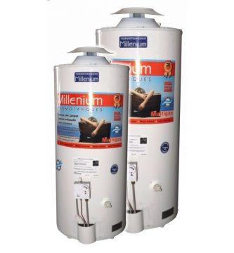 Tipos de calentadores de agua caliente