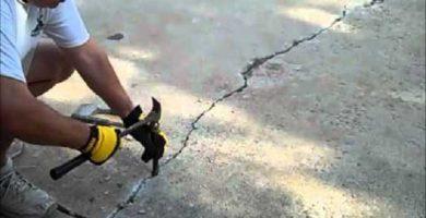 Por que se agrieta el piso de concreto