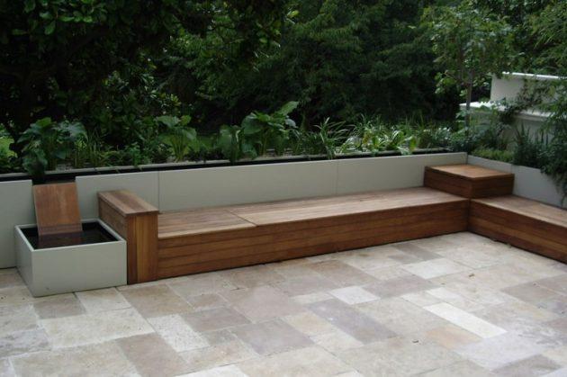 madera de teca - arquitectura 21