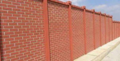 Muro de construcción