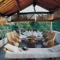 mobiliario de caña jardin - arquitectura21