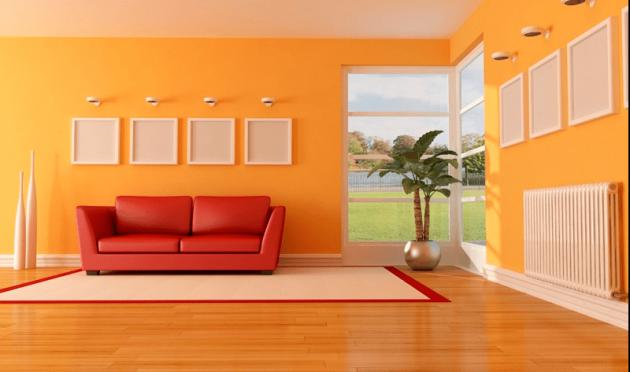 Aumente la calidez de su hogar solo agregando color2 - arquitectura21