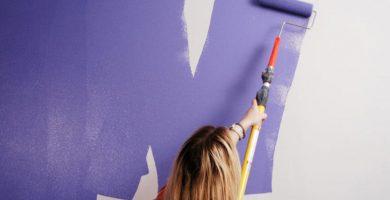 Pintar con Latex o Pintar con Esmalte brillante - arquitectura21